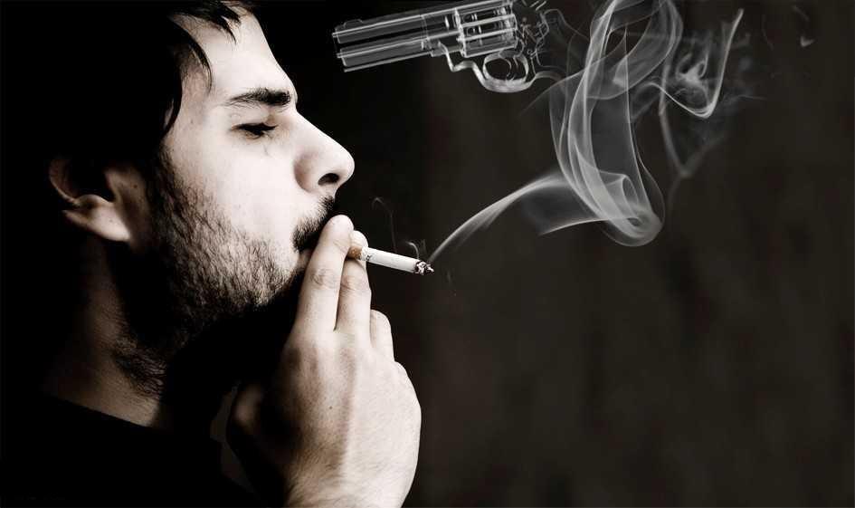Техника сигаретто