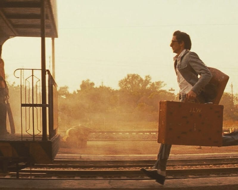Как я от поезда отстал